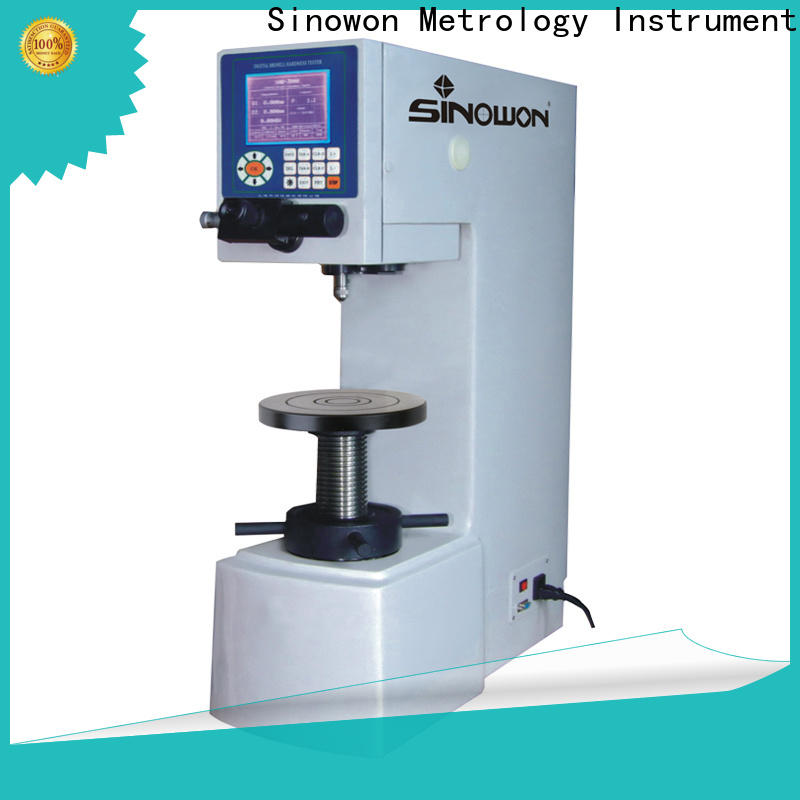 quality brinell hardness tester customized for steel products
