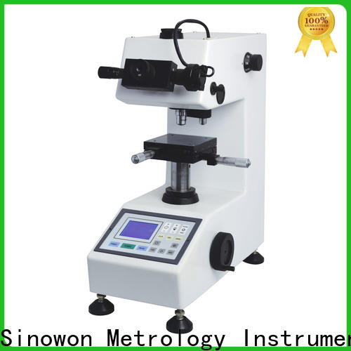 Sinowon brinell hardness test equipment manufacturer for thin materials