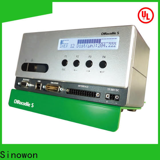 Sinowon vision software manufacturer with good price for precision industry