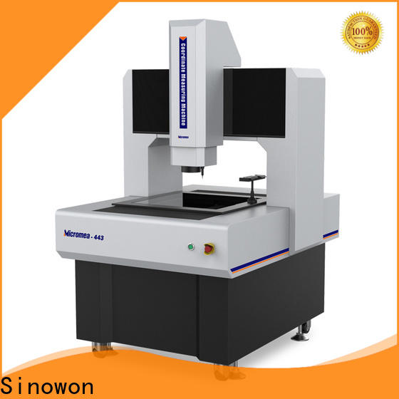Sinowon reliable vision measuring machine from China for thin materials