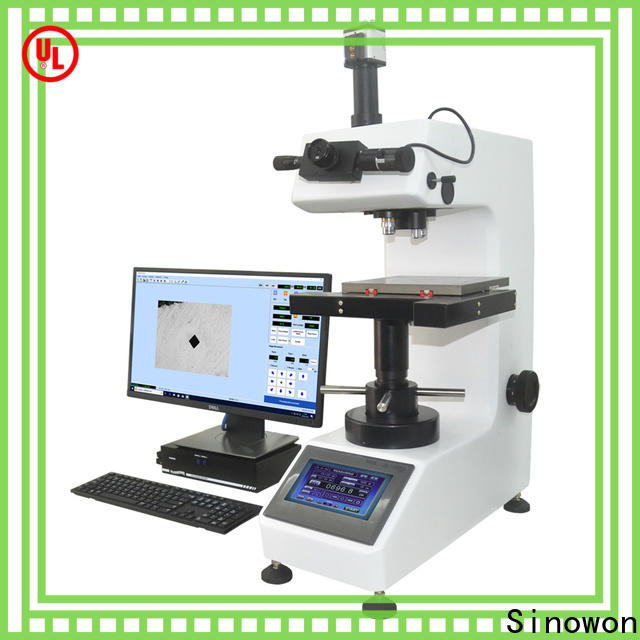Sinowon elegant vickers hardness testing machine with good price for small parts