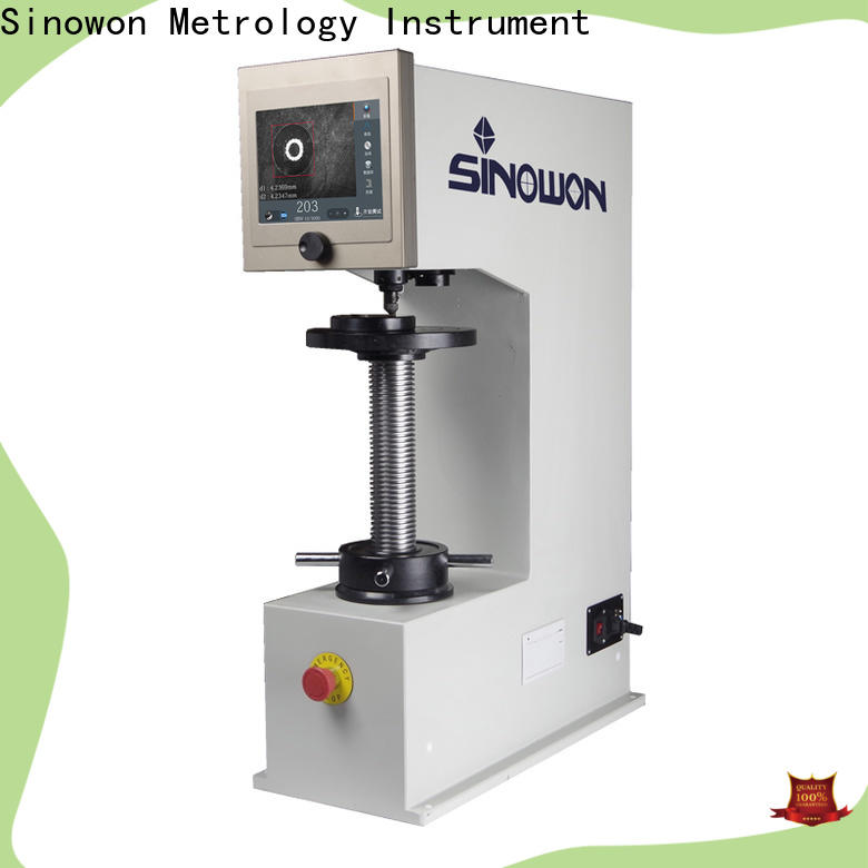hot selling brinell hardness testing machine manufacturer for steel products