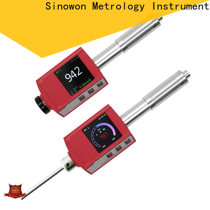 Sinowon portable brinell hardness tester wholesale for commercial
