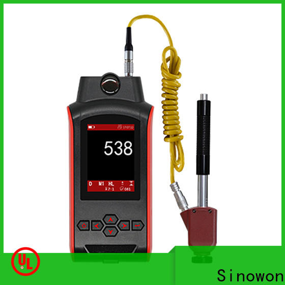 Sinowon portable hardness tester price personalized for commercial