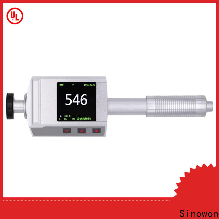 stable handheld hardness tester personalized for commercial