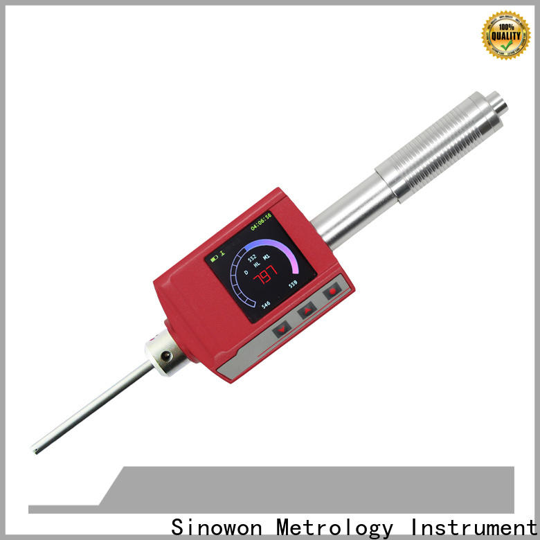 Sinowon portable hardness tester machine factory price for industry