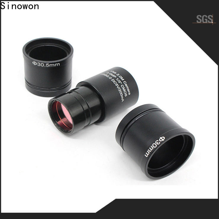 Sinowon microscope camera supplier for precision industry