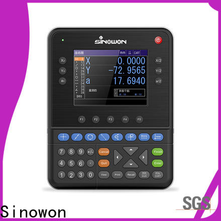 Sinowon certificated digital readout factory price for nonferrous metals