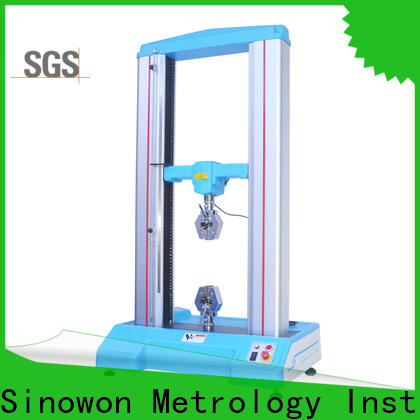 Sinowon compressive strength testing machine inquire now for thin materials