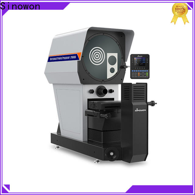 Sinowon Ø350mm optical profile projector customized for precision industry