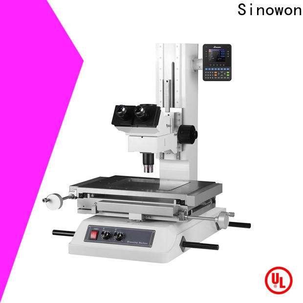 Sinowon mitutoyo microscope design for soft alloys
