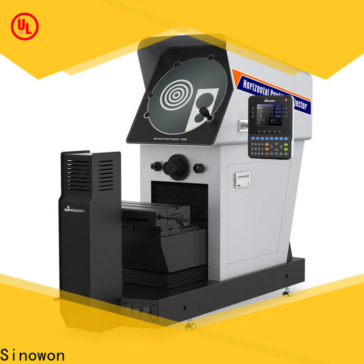 digital profile projector price customized for precision industry