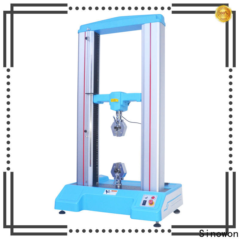 Sinowon tensile strength tester with good price for small areas