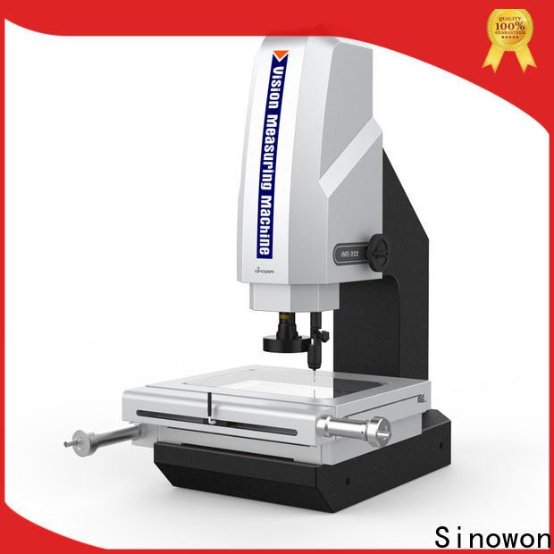 Sinowon durable multisensor measuring machine manufacturer for measuring