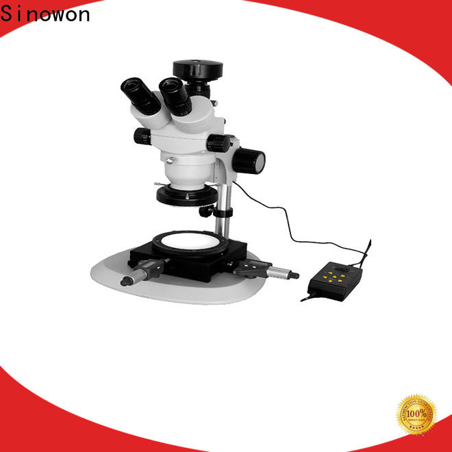 Sinowon sturdy inspection microscope inquire now for precision industry