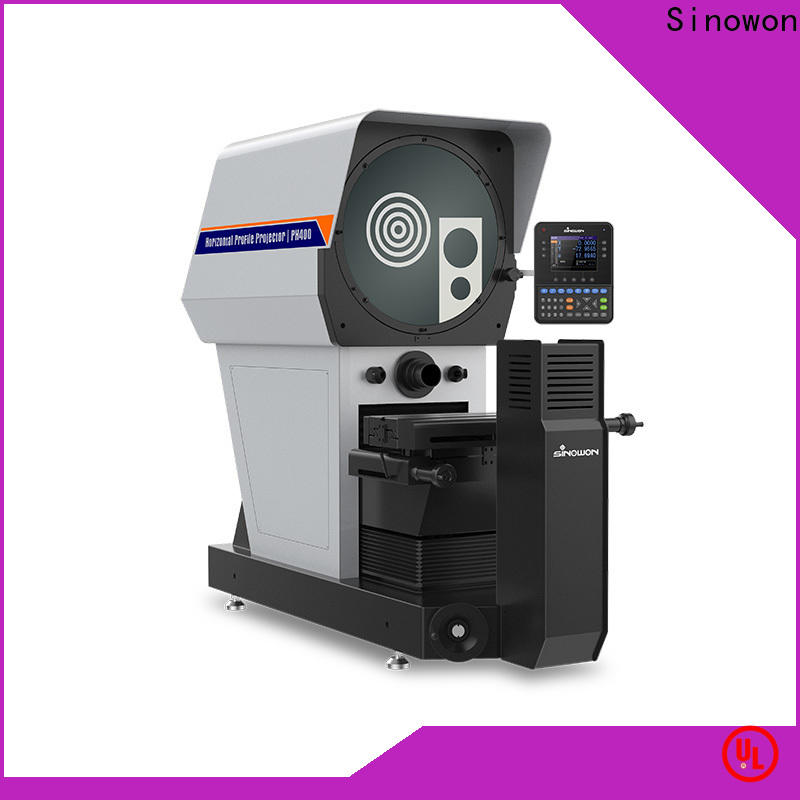 Sinowon Ø400mm profile projector price from China for industry