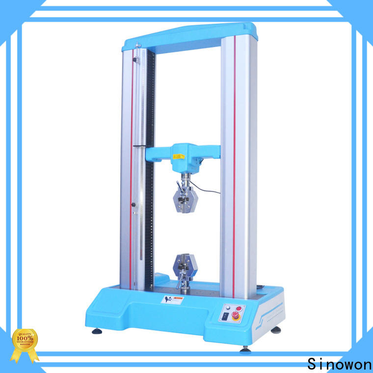 Sinowon approved tensile stress machine inquire now for small parts