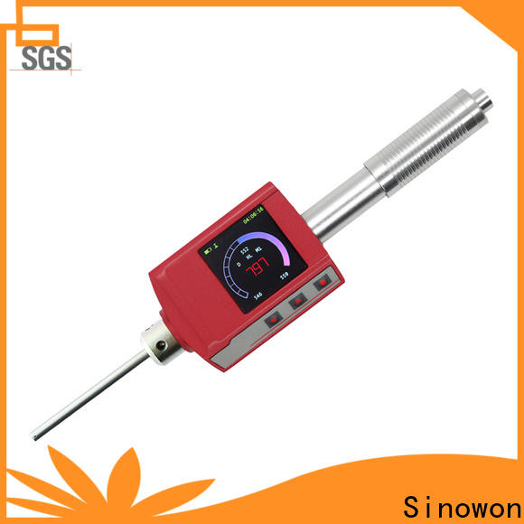 Sinowon portable portable hardness tester design for commercial