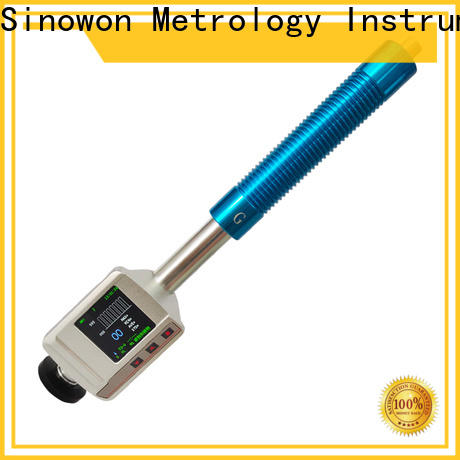 certificated handheld hardness tester inquire now for industry