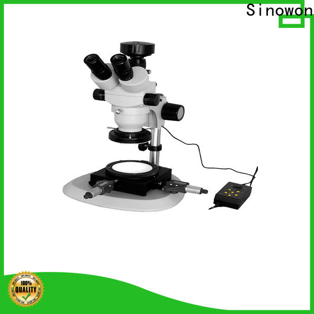 Sinowon quality compounds microscope inquire now for industry