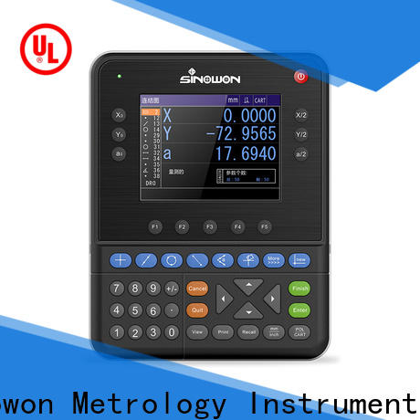 Sinowon professional digital readout display from China for nonferrous metals