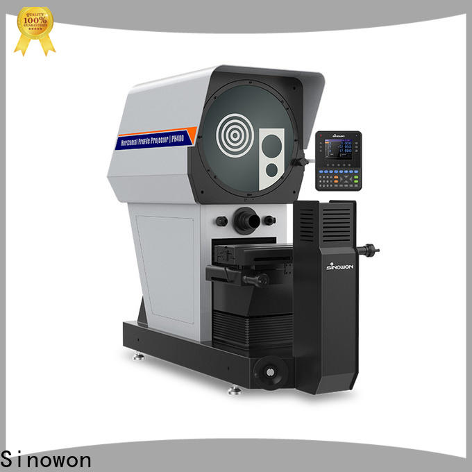 Sinowon hot selling profile projector least count manufacturer for precision industry