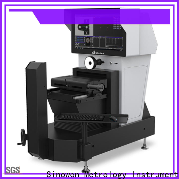 reliable video measuring system factory price for small parts