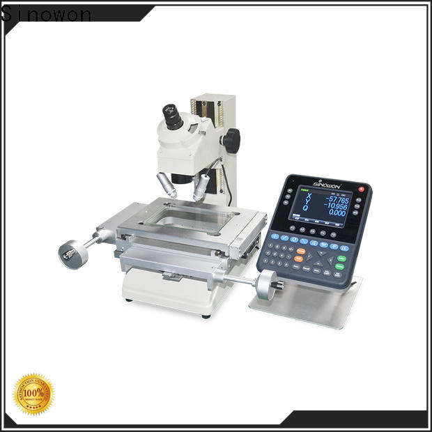 Sinowon use of tool makers microscope design for steel products