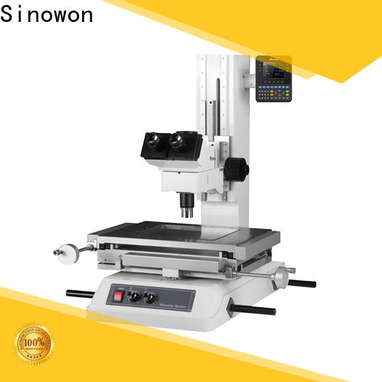 Sinowon approved mitutoyo microscope design for nonferrous metals