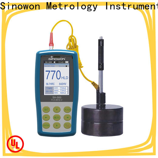 stable portable hardness tester price factory for precision industry