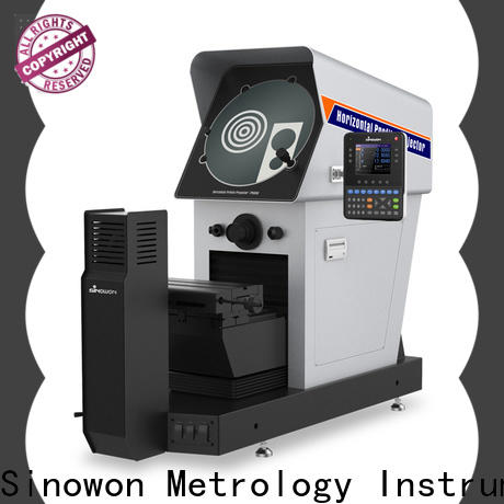 Sinowon durable profile projector series for industry