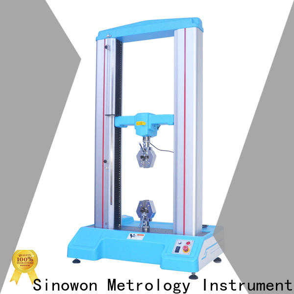 Sinowon reliable tensile strength measuring instrument factory price for precision industry