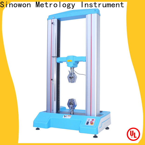 Sinowon compressive used tensile test machine inquire now for measuring