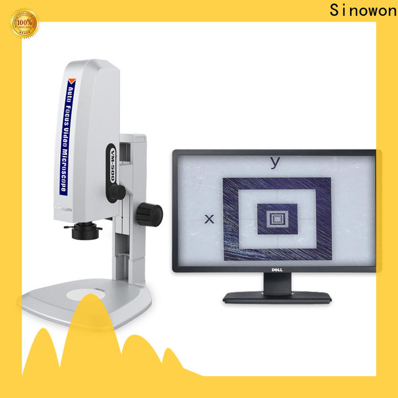 Sinowon microscope microscope wholesale for steel products
