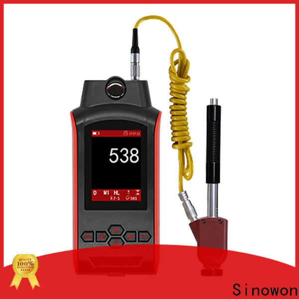 Sinowon portable brinell hardness tester design for commercial