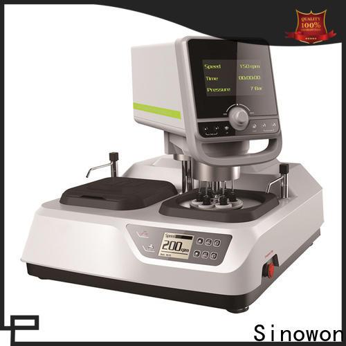 Sinowon polishing equipment customized for electronic industry