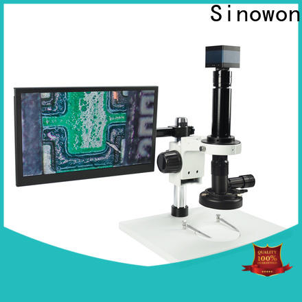 Sinowon quality microscope personalized for steel products