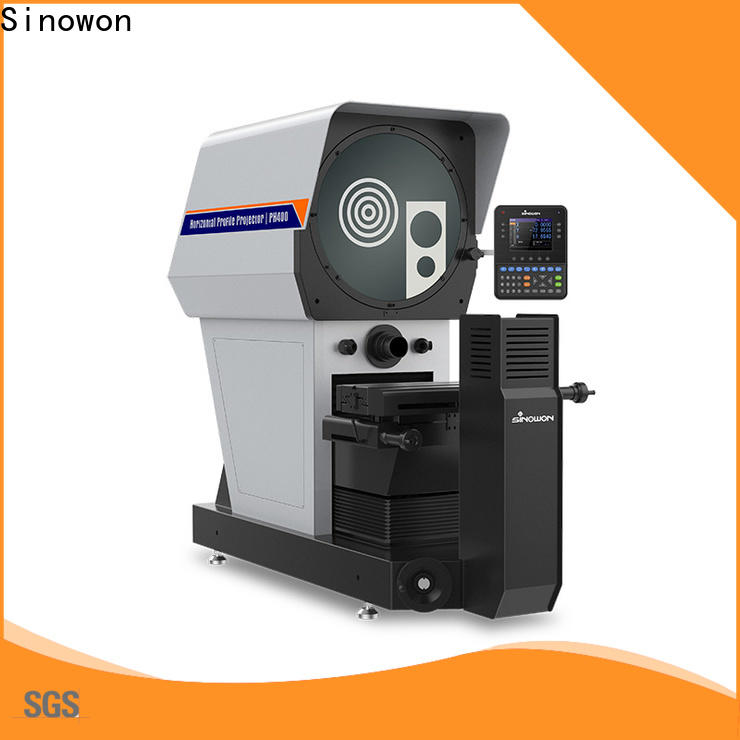 Sinowon profile projector price from China for industry