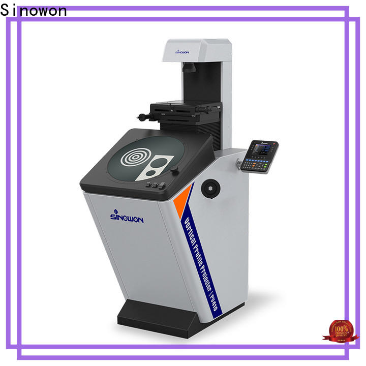 Sinowon optical gaging products personalized for measuring