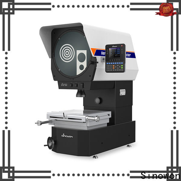 Sinowon vertical optical profile projector personalized for measuring