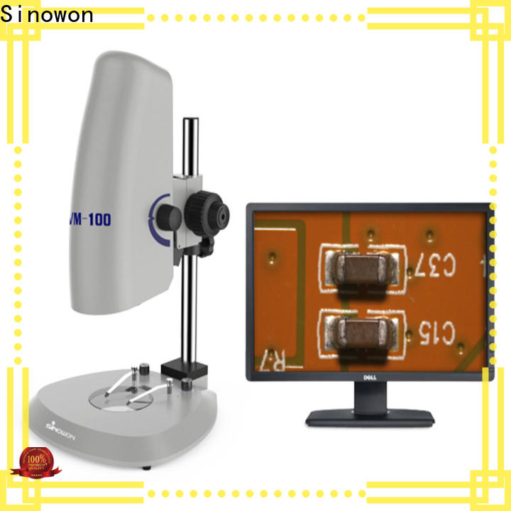 Sinowon certificated digital microscope camera personalized for soft alloys