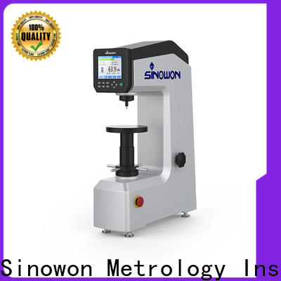 Sinowon quality rockwell hardness chart wholesale for measuring