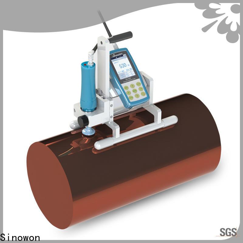 professional ultrasonic hardness tester design for shaft