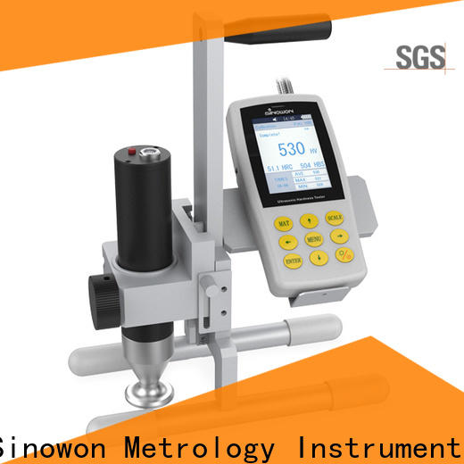 Sinowon quality ultrasonic hardness tester factory for shaft