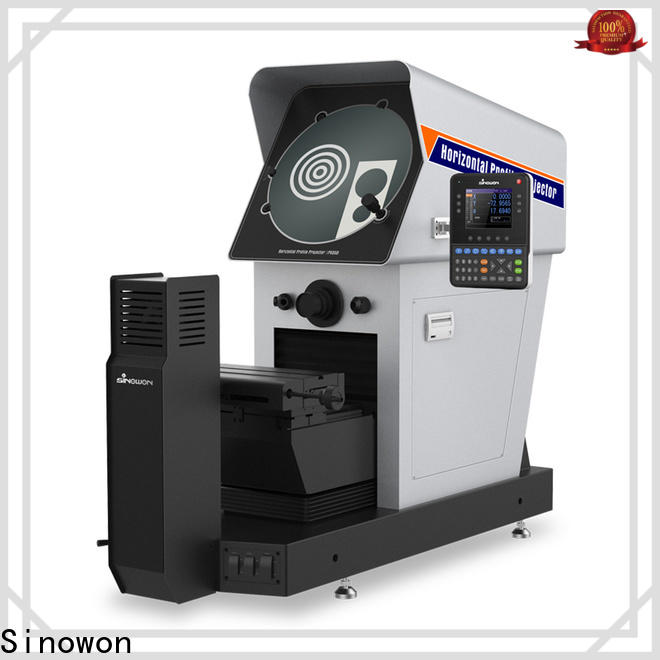 Sinowon profile projector machine manufacturer for precision industry