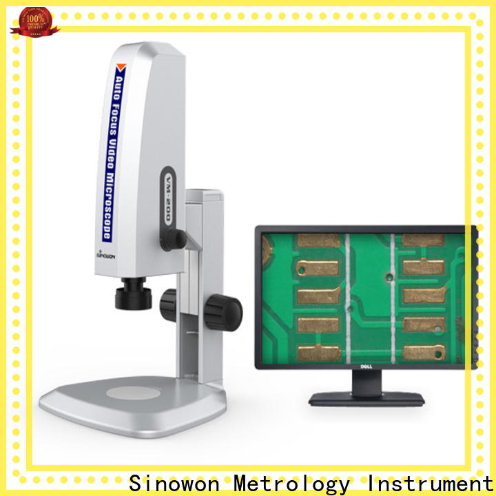 Sinowon stereo microscope supplier for inspection