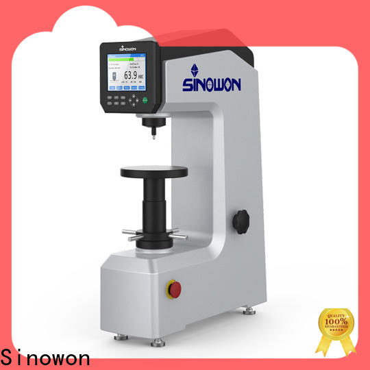 Sinowon hardness tester machine factory price for small areas