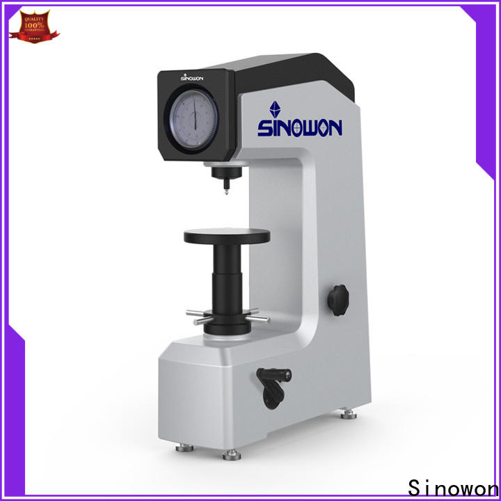 Sinowon durable hardness testing machine factory price for measuring