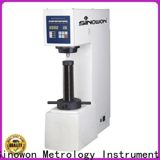 Sinowon brinell hardness testing machine personalized for cast iron