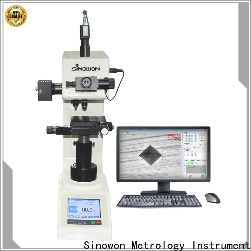 excellent micro vickers hardness tester manufacturer for small areas